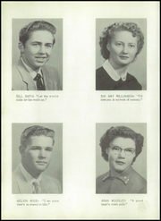 Page 16, 1955 Edition, Glendale High School - Pirate Log Yearbook (Glendale, OR) online yearbook collection