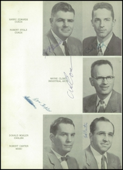 Page 8, 1955 Edition, Glendale High School - Pirate Log Yearbook (Glendale, OR) online yearbook collection