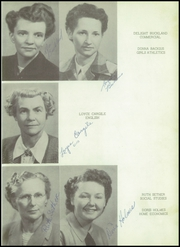 Page 9, 1955 Edition, Glendale High School - Pirate Log Yearbook (Glendale, OR) online yearbook collection