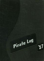 1957 Edition, Glendale High School - Pirate Log Yearbook (Glendale, OR)