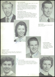 Page 12, 1958 Edition, Glendale High School - Pirate Log Yearbook (Glendale, OR) online yearbook collection