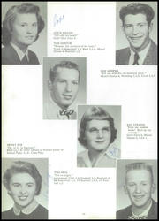 Page 14, 1958 Edition, Glendale High School - Pirate Log Yearbook (Glendale, OR) online yearbook collection