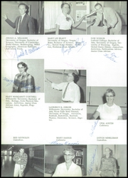 Page 24, 1958 Edition, Glendale High School - Pirate Log Yearbook (Glendale, OR) online yearbook collection