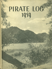 1959 Edition, Glendale High School - Pirate Log Yearbook (Glendale, OR)