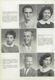 Page 10, 1959 Edition, Glendale High School - Pirate Log Yearbook (Glendale, OR) online yearbook collection