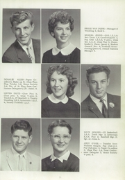 Page 11, 1959 Edition, Glendale High School - Pirate Log Yearbook (Glendale, OR) online yearbook collection
