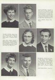 Page 13, 1959 Edition, Glendale High School - Pirate Log Yearbook (Glendale, OR) online yearbook collection