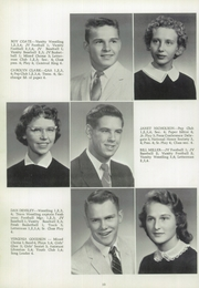 Page 14, 1959 Edition, Glendale High School - Pirate Log Yearbook (Glendale, OR) online yearbook collection