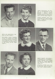 Page 15, 1959 Edition, Glendale High School - Pirate Log Yearbook (Glendale, OR) online yearbook collection