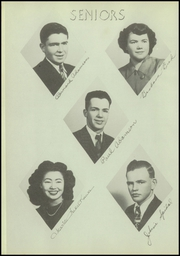 Page 16, 1948 Edition, Gaston High School - Hi Lites Yearbook (Gaston, OR) online yearbook collection