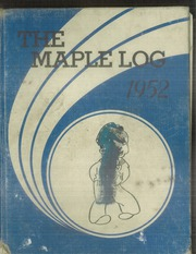 1952 Edition, Mapleton High School - Maple Log Yearbook (Mapleton, OR)