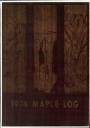 Page 1, 1974 Edition, Mapleton High School - Maple Log Yearbook (Mapleton, OR) online yearbook collection