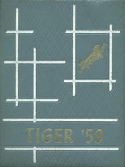 1959 Edition, Stanfield High School - Tiger Yearbook (Stanfield, OR)