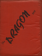Monroe Union High School - Dragon Yearbook (Monroe, OR) online yearbook collection, 1951 Edition, Page 1