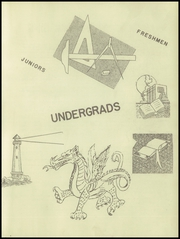 Page 25, 1952 Edition, Monroe Union High School - Dragon Yearbook (Monroe, OR) online yearbook collection
