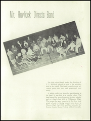 Page 35, 1952 Edition, Monroe Union High School - Dragon Yearbook (Monroe, OR) online yearbook collection