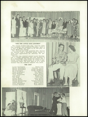 Page 38, 1952 Edition, Monroe Union High School - Dragon Yearbook (Monroe, OR) online yearbook collection