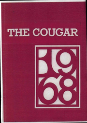 1968 Edition, Crow High School - Cougar Yearbook (Eugene, OR)