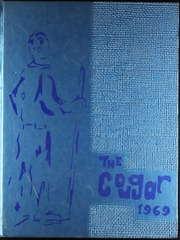 1969 Edition, Crow High School - Cougar Yearbook (Eugene, OR)