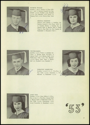 Page 11, 1953 Edition, St Marys High School - Lance Yearbook (Medford, OR) online yearbook collection