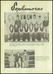 Page 16, 1953 Edition, St Marys High School - Lance Yearbook (Medford, OR) online yearbook collection