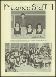 Page 8, 1953 Edition, St Marys High School - Lance Yearbook (Medford, OR) online yearbook collection