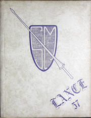 1957 Edition, St Marys High School - Lance Yearbook (Medford, OR)