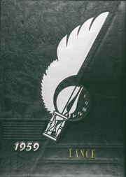 1959 Edition, St Marys High School - Lance Yearbook (Medford, OR)
