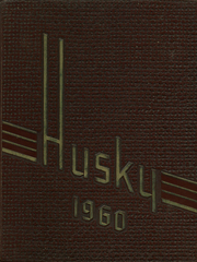 1960 Edition, Sherman County High School - Husky Yearbook (Moro, OR)