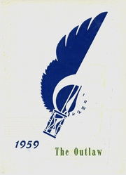 Page 1, 1959 Edition, Sisters High School - Outlaw Yearbook (Sisters, OR) online yearbook collection