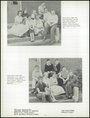 Page 14, 1959 Edition, Sisters High School - Outlaw Yearbook (Sisters, OR) online yearbook collection