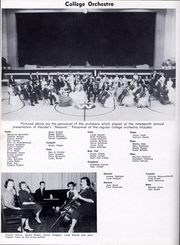 Page 78, 1957 Edition, Wayne State College - Spizz Yearbook (Wayne, NE) online yearbook collection