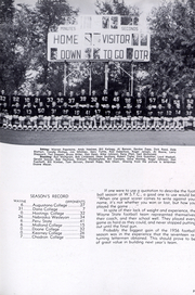 Page 83, 1957 Edition, Wayne State College - Spizz Yearbook (Wayne, NE) online yearbook collection