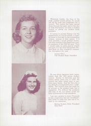 Page 14, 1949 Edition, Girls Polytechnic High School - Maid Yearbook (Portland, OR) online yearbook collection