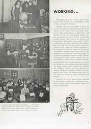 Page 11, 1953 Edition, Girls Polytechnic High School - Maid Yearbook (Portland, OR) online yearbook collection
