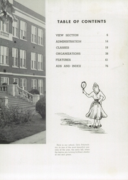 Page 9, 1953 Edition, Girls Polytechnic High School - Maid Yearbook (Portland, OR) online yearbook collection