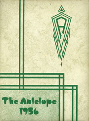 Page 1, 1956 Edition, Adrian High School - Antelope Yearbook (Adrian, OR) online yearbook collection