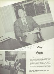 Page 12, 1956 Edition, Adrian High School - Antelope Yearbook (Adrian, OR) online yearbook collection