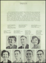 Page 12, 1955 Edition, WyEast High School - Aquila Yearbook (Hood River, OR) online yearbook collection