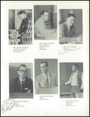 Page 11, 1960 Edition, WyEast High School - Aquila Yearbook (Hood River, OR) online yearbook collection