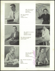 Page 12, 1960 Edition, WyEast High School - Aquila Yearbook (Hood River, OR) online yearbook collection