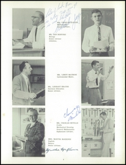 Page 13, 1960 Edition, WyEast High School - Aquila Yearbook (Hood River, OR) online yearbook collection