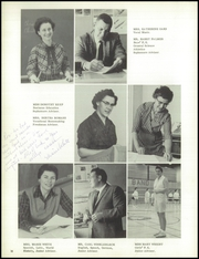 Page 14, 1960 Edition, WyEast High School - Aquila Yearbook (Hood River, OR) online yearbook collection
