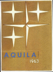 1963 Edition, WyEast High School - Aquila Yearbook (Hood River, OR)