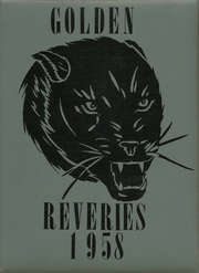 1958 Edition, Imbler High School - Golden Reveries Yearbook (Imbler, OR)