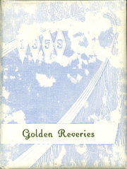 1959 Edition, Imbler High School - Golden Reveries Yearbook (Imbler, OR)