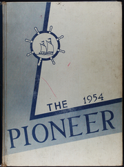 1954 Edition, Western Mennonite School - Pioneer Yearbook (Salem, OR)