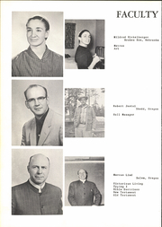 Page 16, 1955 Edition, Western Mennonite School - Pioneer Yearbook (Salem, OR) online yearbook collection