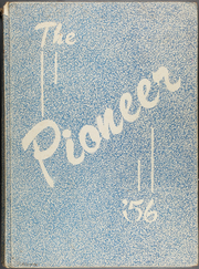 1956 Edition, Western Mennonite School - Pioneer Yearbook (Salem, OR)