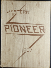 1957 Edition, Western Mennonite School - Pioneer Yearbook (Salem, OR)